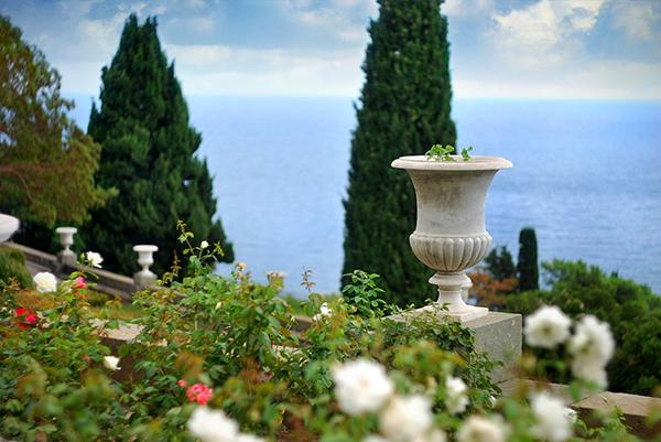 Jardin méditerranéen