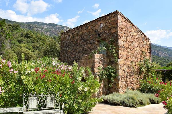 Jardin de Corse